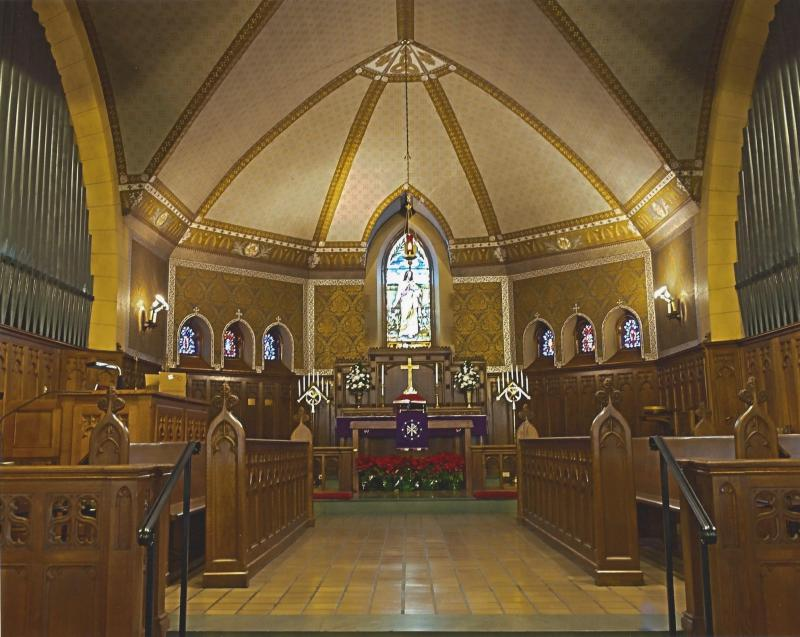 Holy Trinity Memorial Lutheran - Home